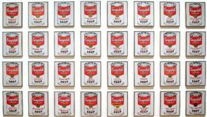 32 Campbell's Soup Cans