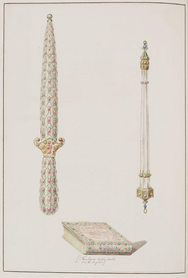 2 - John Carter, Henry VIII_s dagger