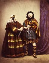 4 - Charles Kean and his wife as Macbeth and Lady Macbeth