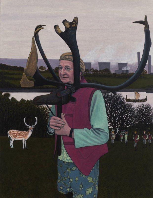 4) Abbots Bromley Horn Dance
